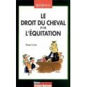 L/DROIT DU CHEVAL ET DE L'EQUITATION (france agricole)