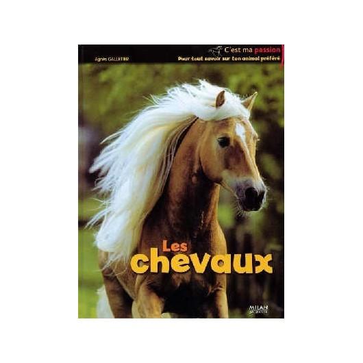 L/CHEVAUX -C'EST MA PASSION(milan)