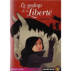 L/CASTOR POCHE-GALOP DE LA LIBERTE(1029)