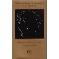 Du commandement de la cavalerie et de l'équitation Paul-Louis Courier Editions EST