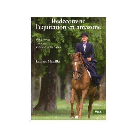 REDECOUVRIR L'EQUITATION EN AMAZONE maloine