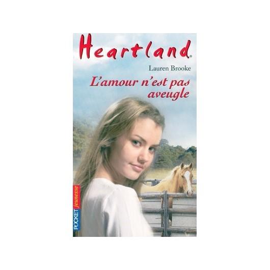 L/HEARTLAND 24-L'AMOUR N'EST PAS AVEUGLE -pocket junior