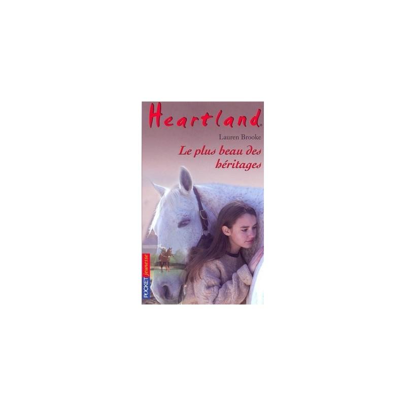 L/HEARTLAND 26-LE PLUS BEAU DES HERITAGES -pocket junior