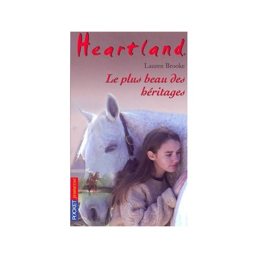 L/HEARTLAND 26-LE PLUS BEAU DES HERITAGES -pocket junior
