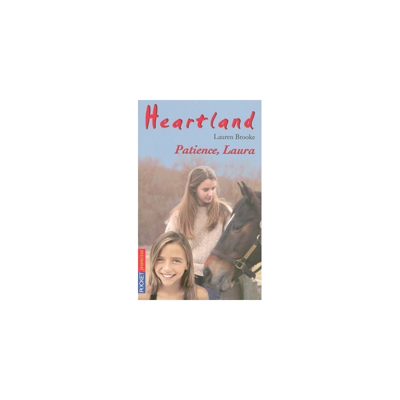 L/HEARTLAND 28-PATIENCE LAURA -pocket junior