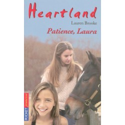 L/HEARTLAND 28-PATIENCE LAURA -pocket junior