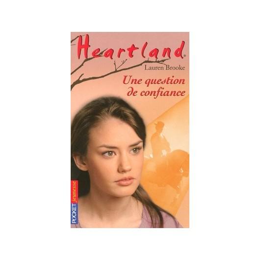 L/HEARTLAND 30-UNE QUESTION DE CONFIANCE -pocket junior