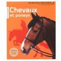 L/CHEVAUX ET PONEYS (compact gallimard jeunesse)