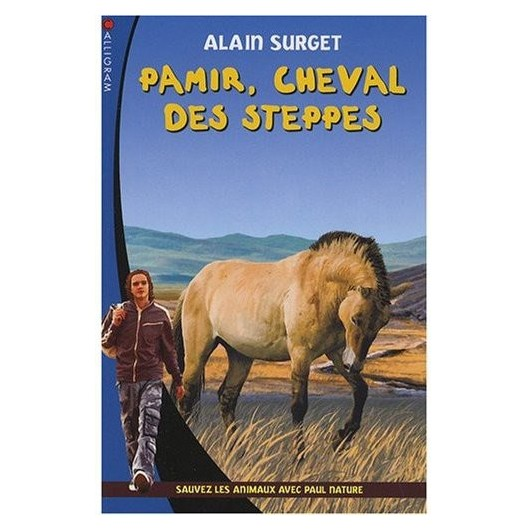 L/PAMIR CHEVAL DES STEPPES (alligram)