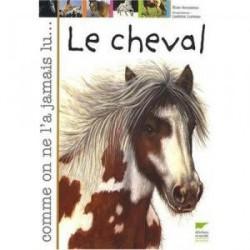 L/LE CHEVAL (delachaux jeunesse)