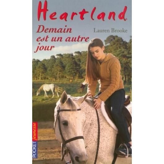 L/HEARTLAND 21-DEMAIN EST UN AUTRE JOUR (pocket jeunesse)