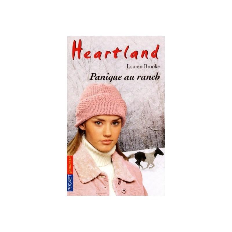 L/HEARTLAND 36-PANIQUE AU RANCH (pocket jeunesse)