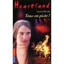 L/HEARTLAND 37-TOUS EN PISTE (pocket jeunesse)