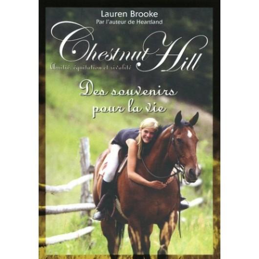 L/CHESNUT HILL 8-DES SOUVENIS POUR LA VIE (pocket jeunesse)