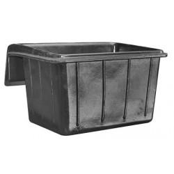 MANGEOIRE DE PORTE CAOUTCHOUC XL 15 litres