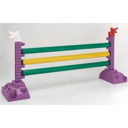 Barres d'obstacle résine 2 m Easypro-Jump La Gée