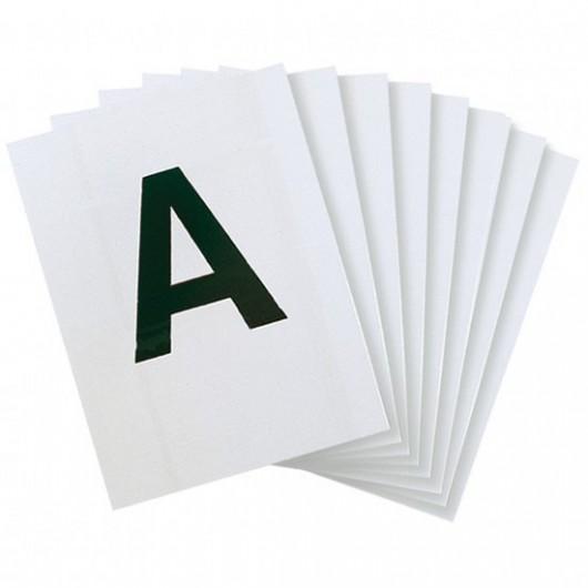 plaques lettres de dressage pour manege et carriere Waldhausen