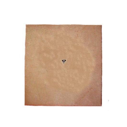 PLAQUE CUIR GRANDE 170 x170mm EP 3.5 mm