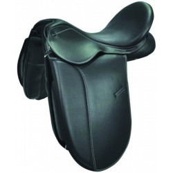 Selle de dressage synthétique Waldhausen