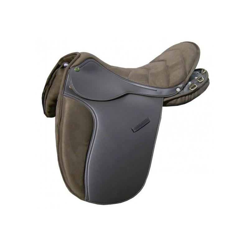 SELLE SYNTHETIQUE TRECKING  CVHtec ARCON VARIABLE CAVALHORSE a/housse