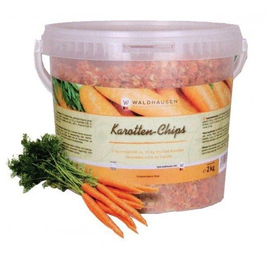 Flocons de carottes 2 kg Waldhausen