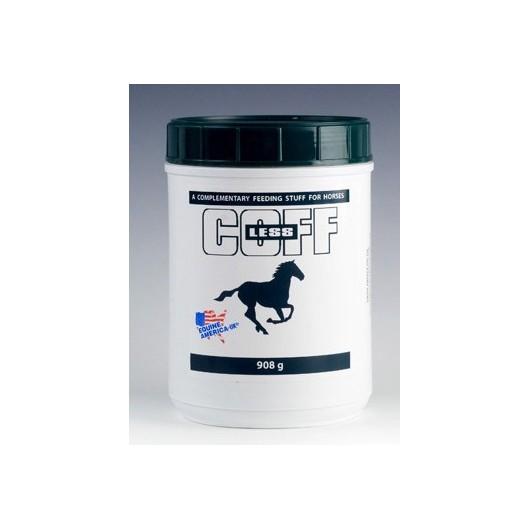 Poudre confort respiratoire 908 g Coff Less Equine America