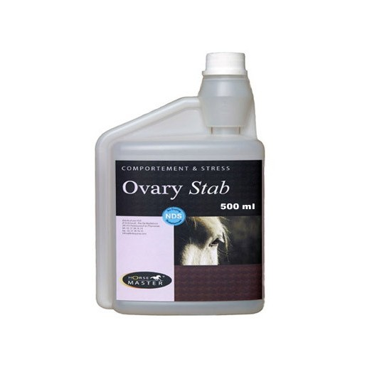 Equilibre hormonal jument 500 ml Ovary Stab Horse Master