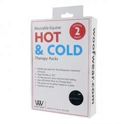 Pack chaud froid pour guêtres thérapeutiques Woof Wear