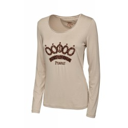 Tee-shirt manches longues Femme Premium Naomi Pikeur
