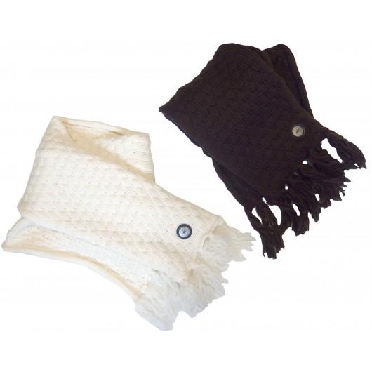 Echarpe laine Pikeur