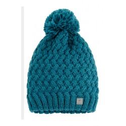 Bonnet laine pompon Pikeur