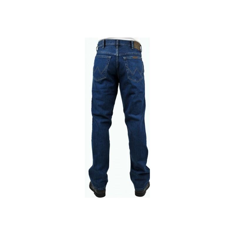 jeans wranler homme regular stretch darkstone. Black Bedroom Furniture Sets. Home Design Ideas