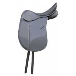 SELLE CUIR DRESSAGE  CVHTEC ARCON VARIABLE CAVALHORSE a/housse