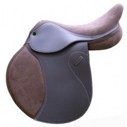 Selle synthétique mixte Cavalhorse