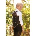 Protection de dos équitation Enfant Back-Pro