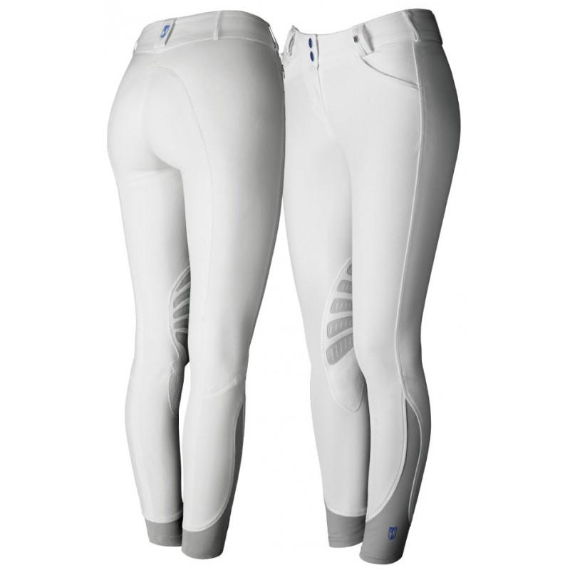 the latest official images factory authentic Pantalon équitation basanes Femme Azzura pro