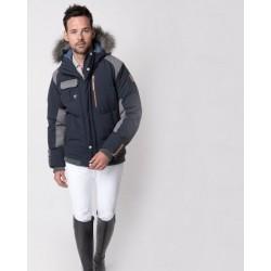 Parka equitation hiver Homme Fahrenheit Jacket Horse Pilot