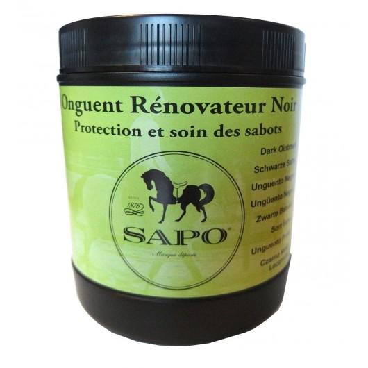 Onguent rénovateur sabot noir 750 ml Sapo