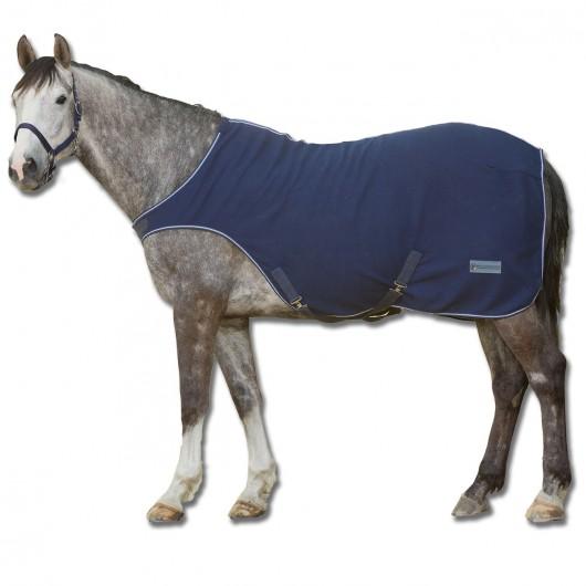 Chemise de marcheur polaire cheval Economic Waldhausen
