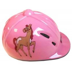 Casque équitation enfant Ecco Casco
