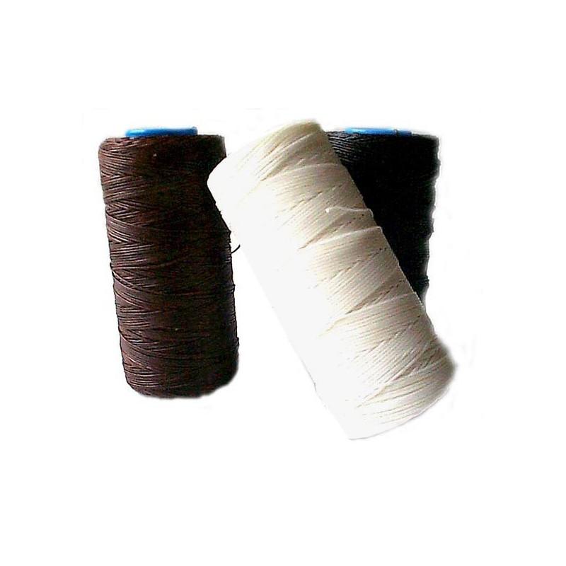 Fil nylon poissé n°4,5 100 g