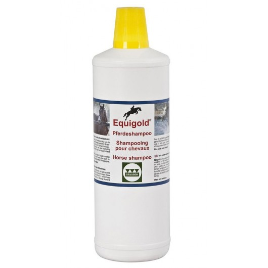 Shampoing chevaux 1L Equigold Stassek