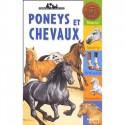 Carnets de nature, Poneys et chevaux Gilles Delaborde Editions Milan