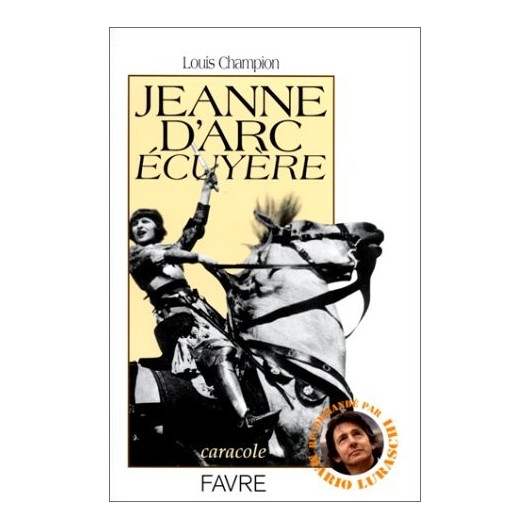 Jeanne d'Arc écuyère