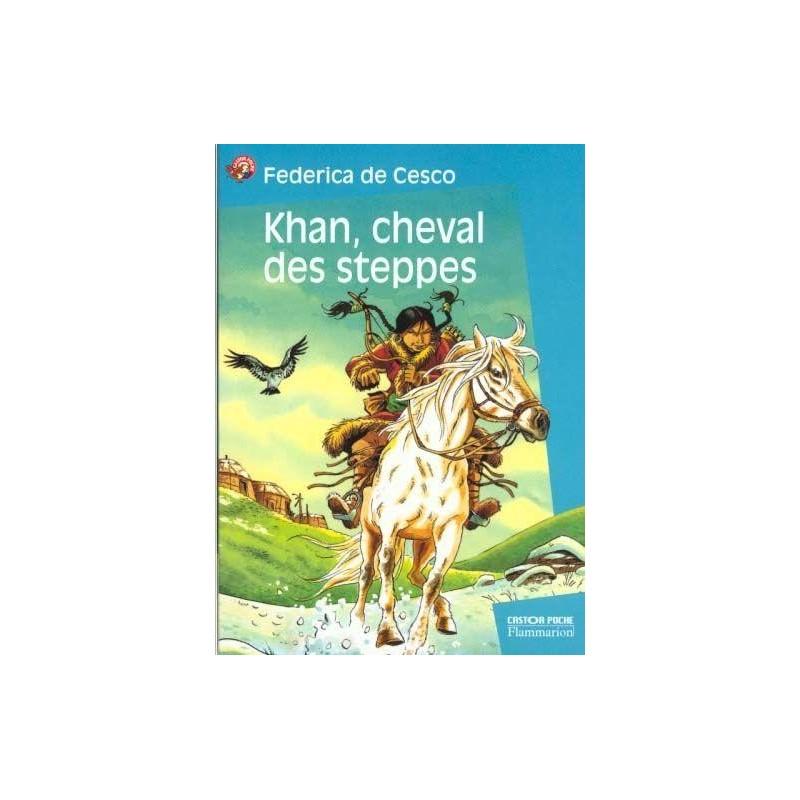 749 Khan, cheval des steppes