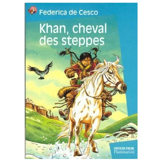 749 Khan, cheval des steppes