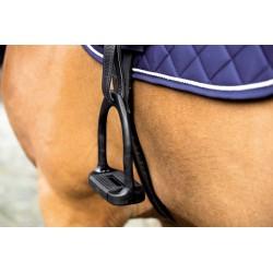 Étriers flexibles semelle large Amigo Flexi Stirrup Horseware