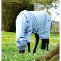 Chemise anti-mouches cheval avec couvre-cou imprégnée Vamoose Rambo Sweet Itch Hoody Horseware