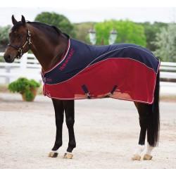 Chemise séchante cheval bi-matière Rambo Sport Cooler Horseware