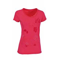 Tee-shirt col rond Femme Ulrika Pikeur